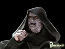 Darth Sidious or Palpatine by Obiwan00