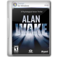 Alan Wake Game Icon by Nighted