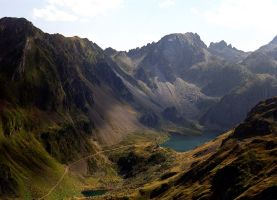 Pyrenees by Austinii