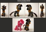 Zecora Custom Detail by thelint