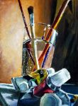 Painting Glass by AlyssaC-12