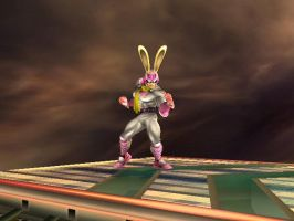 The Manliest Playboy Bunny by RandomlyEvilXirroq