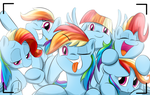[SS6 E07] My clones by PhuocThienCreation
