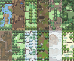 Biomes v3 by Kyle-Dove