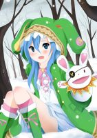 Date A Live : Lost in the Forest by aokenshi