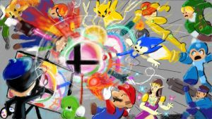 The Super Smash Ball by JB3777