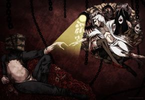 The Creation of The Keeper by Grace-Zed