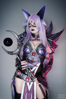 Armored Espeon - Pokemon by Kinpatsu-Cosplay