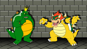 Bowser Koopas by BennytheBeast
