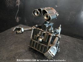 Little Wall-E by Kreatworks