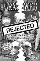 Cracked REJECTED! cover by nickmarino