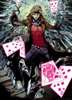 Gambit-King of Hearts by Charkoil