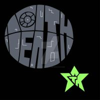 Death Star by CreativeCamArt