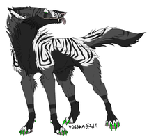 Demon Canine ON HOLD by SecretAdopts