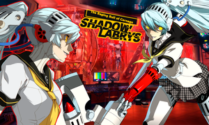 Shadow Labrys Wallpaper by KyoriGenius