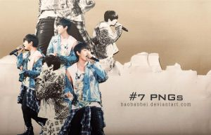 #7PNGs by Baobaobei