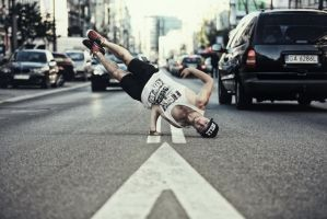 bboying by PhotoYoung