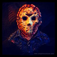 Jason Goes to Hell Magnet by JasonMcKittrick