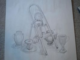 Still Life Exercise by Falendea