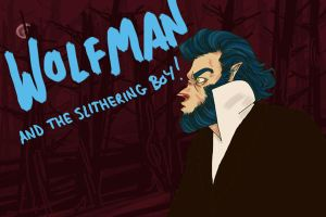 The Adventures of WOLFMAN by PyroPanda