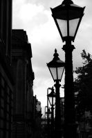 The Lamposts by Amy-Lou-Photography