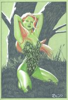 Poison Ivy by J-Redd