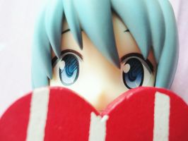 What about you? - Sayaka by Odessa-Himijo