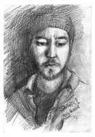 Mike Shinoda by RoofusCreatures