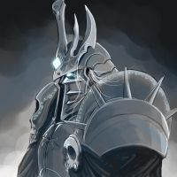 Lich King by lazyseal8