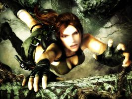 Tomb Raider Wallpaper by 2GRK