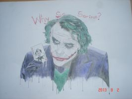 Why So Serious? by Blaze997