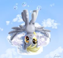 Muffin Cloud.Derpy by fantazyme