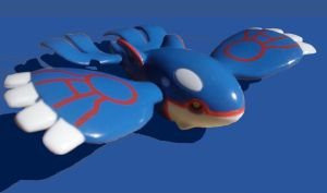 My Kyogre by EpicOverload