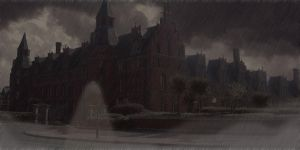 Matte Painting by srinboden