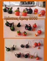 Halloween Charms 2009 by Eliwi
