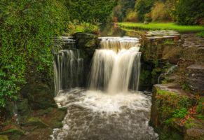 Waterfall by scotto