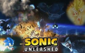 Sonic Unleashed Wallpaper by MetalshadowN64