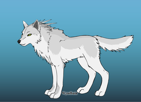 Wyndbain Wolf Maker: Kyki by IntriguingBeast