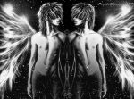 TwinSoulMate Angels by Pryate