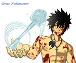 Gray Fullbuster Llave2 by Helenha