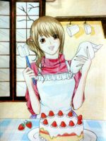 making cakes by yessy04maple