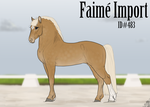 #483 Faime Import - Auraleyki by emmy1320