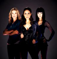 Lauren, Bo and Kenzi by atsukov