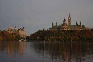 Parliment Hill by jezus666