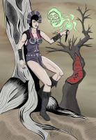 Evil-Lyn the Witch by Verhelm