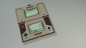Game and Watch - Donkey Kong 2 by 100SeedlessPenguins