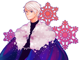 King Frost by sentaidash