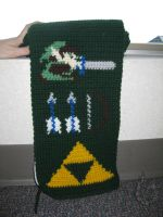 Link fail scarf by WolfandSquid