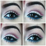 Fourth of July Makeup by DarkMousysGirl123