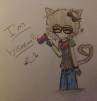 I'm Bisexual! by WinterTheGlaceon45